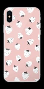 Jordgubbar Skin IPhone X