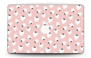 "Jordbær Skin MacBook Air 11"""