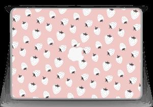 "Strawberries  Skin MacBook Pro 13"" -2015"