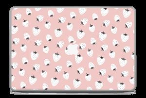 """Jordbær Skin MacBook Pro 17"""" -2015"""