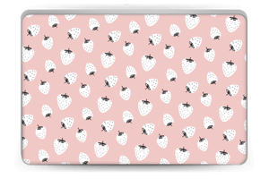 Jordbær Skin Laptop 15.6