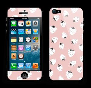 Jordbær Skin IPhone 5