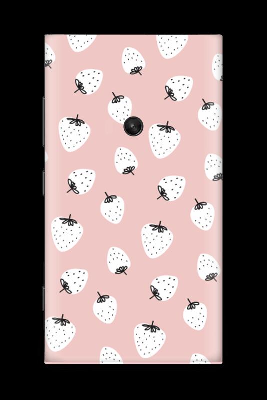 Jordbær Skin Nokia Lumia 920