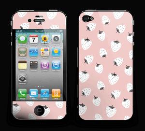 Erdbeeren Skin IPhone 4/4s
