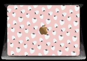 """Jordbær Skin MacBook 12"""""""