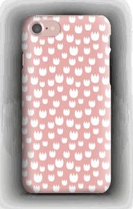 witte tulp hoesje IPhone 7