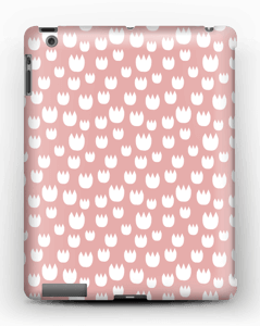 Water lily case IPad 4/3/2