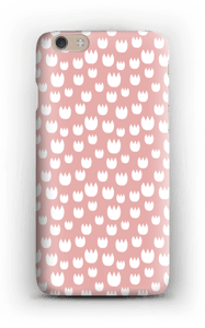 Water lily case IPhone 6 Plus