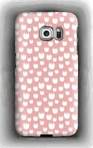 Vannlilje deksel Galaxy S6 Edge