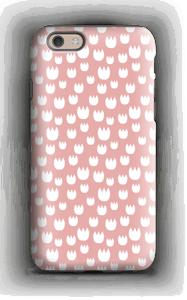 Lumpeen kukka kuoret IPhone 6s tough