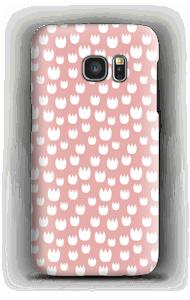 Vannlilje deksel Galaxy S7