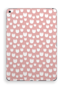 Roses blanches Skin IPad Pro 9.7