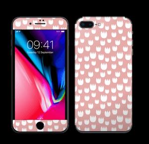 Wasserlilien Skin IPhone 8 Plus