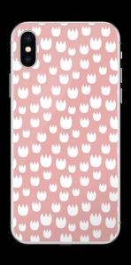 Wasserlilien Skin IPhone X