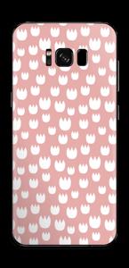 Vannliljer Skin Galaxy S8 Plus