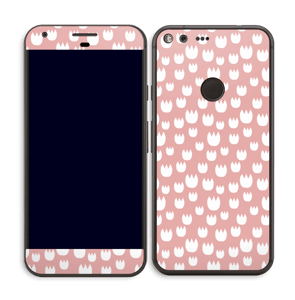 Roses blanches Skin Pixel XL