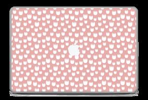 "Vannliljer Skin MacBook Pro 17"" -2015"