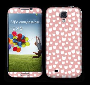 Vannliljer Skin Galaxy S4