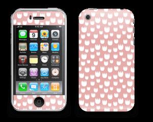 Vannliljer Skin IPhone 3G/3GS