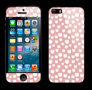 Vannliljer Skin IPhone 5s