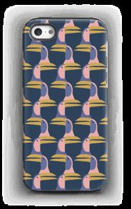 Toucan case IPhone 5/5s tough