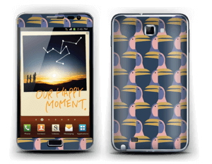 Toucans Skin Galaxy Note