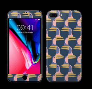 Toucans Skin IPhone 8 Plus