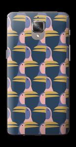 Tucanes Simétricos Vinilo  OnePlus 3