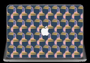 "Toucans Skin MacBook Pro Retina 15"" 2015"