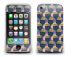 Toucans Skin IPhone 3G/3GS