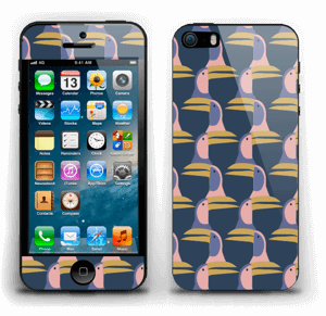 Toucans Skin IPhone 5s