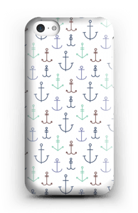 Anchor case IPhone 5c