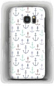 イカリ ケース Galaxy S7