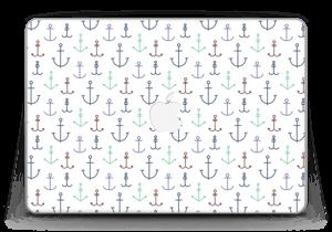 "Anchors Skin MacBook Pro Retina 13"" 2015"