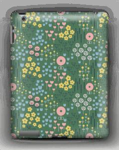 Fleurs d'été Coque  IPad 4/3/2