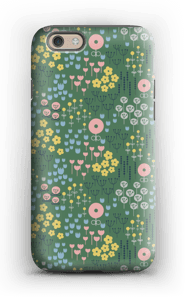 Summer blossom case IPhone 6s tough