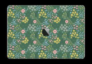 """Fleurs d'été Skin MacBook Pro 13"""" 2016-"""