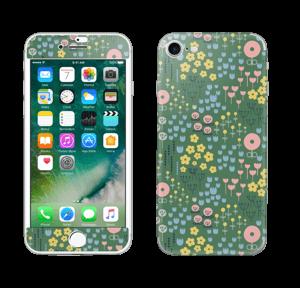 Summer flowers Skin IPhone 7
