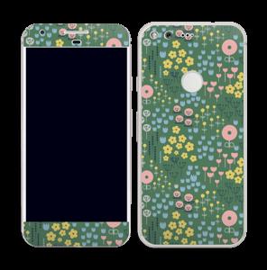 Fleurs d'été Skin Pixel