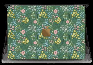 """Summer flowers Skin MacBook 12"""""""