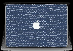"""Wellen Skin MacBook Pro Retina 13"""" 2015"""