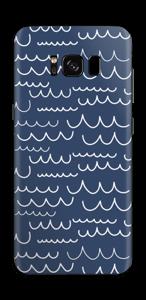 Wellen Skin Galaxy S8