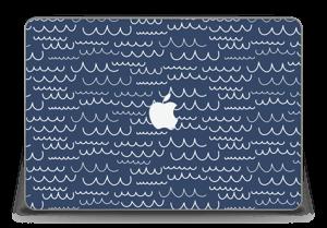 "Waves  Skin MacBook Pro Retina 15"" 2015"