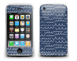 Waves Skin IPhone 3G/3GS