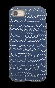Wave case IPhone 8 tough
