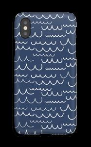 Bølger deksel IPhone X
