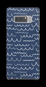 Bølger deksel Galaxy Note8
