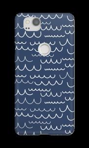 Bølger cover Pixel 2