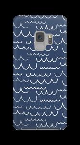 Vagues Coque  Galaxy S9