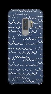 Vagues Coque  Galaxy S9 Plus